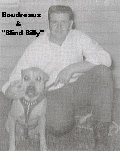 Blind Billy con Floy Boudreaux